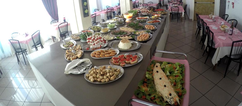 Ottima cucina - Hotel Letizia Rimini: esperti di cucina tradizionale ...